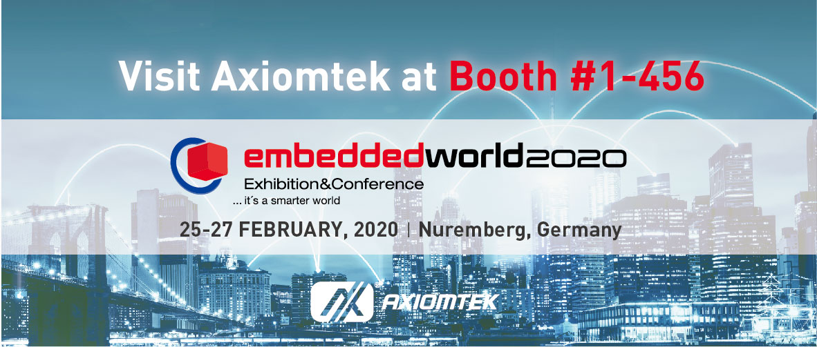 2020 Embedded World